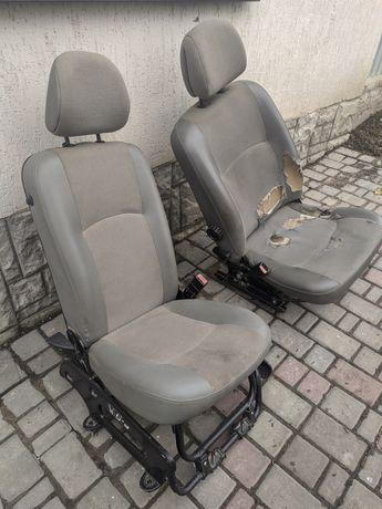 Сидіння передні Renault kangoo 2006 р