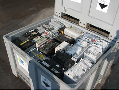 Skup akumulatorów od 2,50zł/kg Transport!