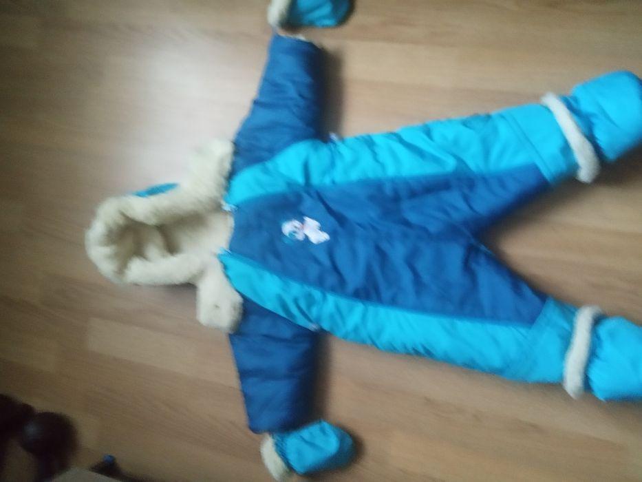 Продам детский комбинезон-трансфрмер Днепр - изображение 1