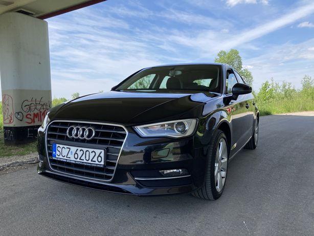 Audi A3 1.4 TSI 150KM S-tronic 2014 ladny stan