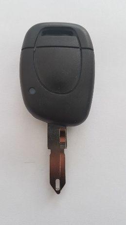 Carcaça para chave de Renault Clio