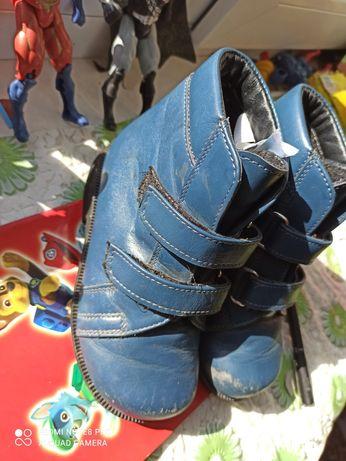 Ботинки ортопедические зимние 28 р  18 см