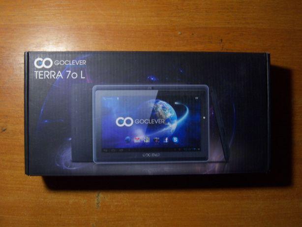Новые планшеты GoClever TERRA 70L, TERRA 70W