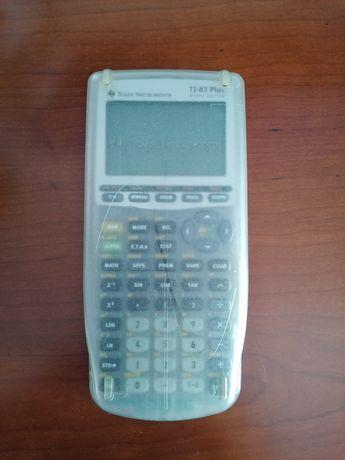 Calculadora Gráfica Texas Instruments 83 Plus Silver Edition