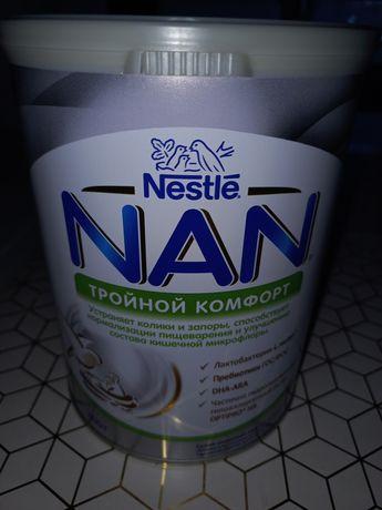 Суха молочна суміш NAN