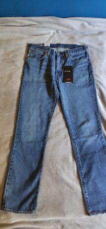 Spodnie jeansy Levis 511