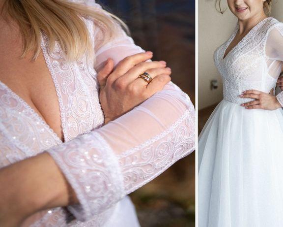 Zwiewna Suknia Ślubna Annais Bridal By Ola La 36/38
