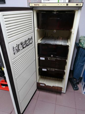 Zamrażarka szufladowa włoskiej firmy IBERNA ELITE