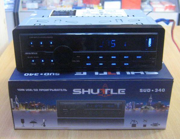 Автомагнитола Shuttle SUD-340 (новая, магазин)