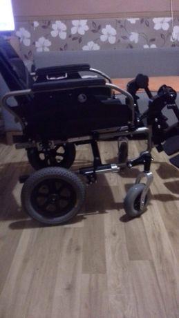 Wózek dla niepełnosprawnych specjalny