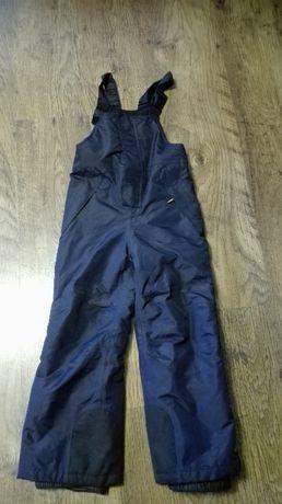 Spodnie narciarskie rozm 116