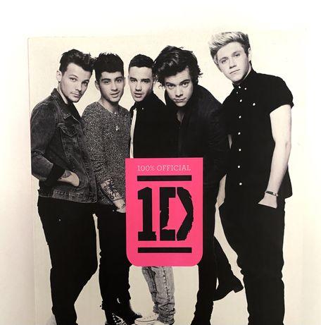 Książka o One direction 1D