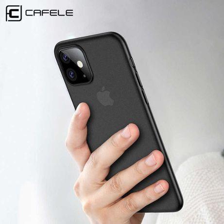 Чехол ультратонкий 0.3mm для Apple iPhone 11pro \11\11 Pro Max\XR\XS\7