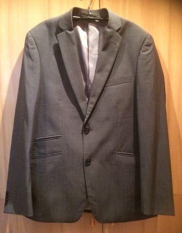 Пиджак Woolmark, 100% шерсть