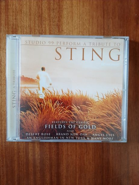 CD Sting a tribute COMO NOVO