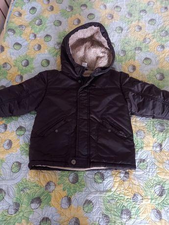 Курточка на мальчика 2 года