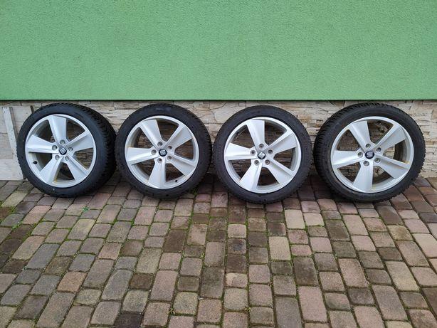 """Alufelgi 17 Seat Audi VW itp Michelin Alpin5 225/45/17"""" 2x5 i 2x6 mm"""