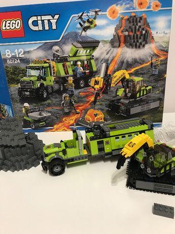 Lego 60124 Baza badaczy wulkanów