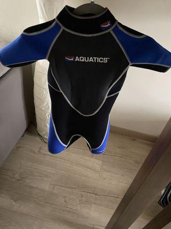 Pianka/strój do pływania dla dziecka krótka