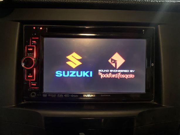 Штатная магнитола для Suzuki Kizashi с полным комплектом для установки