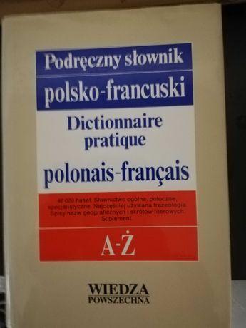 Słownik polsko-francuski
