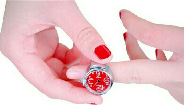 Anel Relógio de Ponteiros.