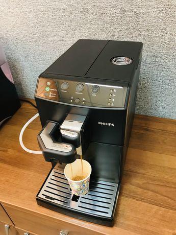 Кофемашина Saeco Philips one touch cappuccino