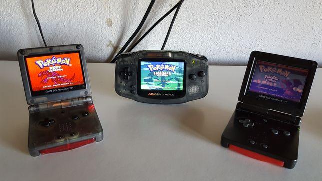 GameBoys Advance e Advance SP