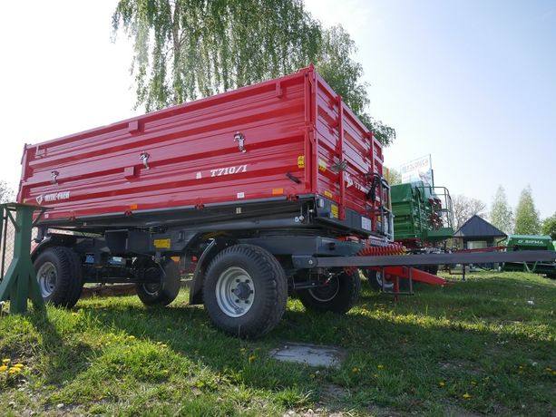Przyczepa Metal fach Najtaniej w Polsce zobacz transport hl