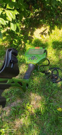 Металошукач,металлоискатель Ground EFX MX200E,металлодетектор с GPS.