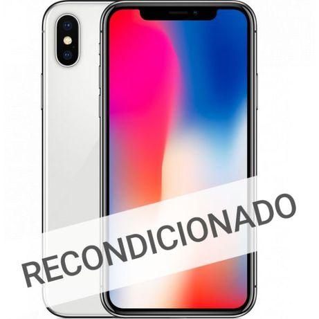 Apple iPhone X 64GB Prata/ Recondicionado Grade A