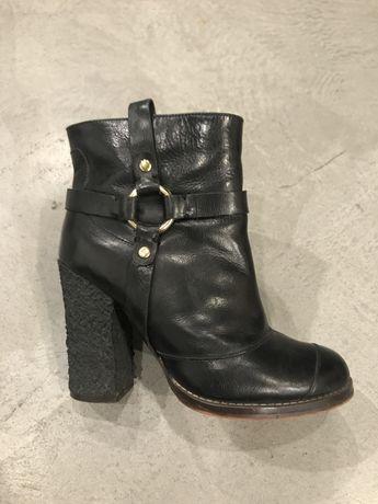 Ботильоны, ботинки, короткие сапоги зимние Paolo Conte