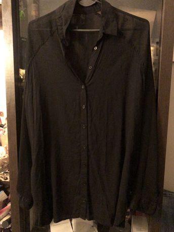 Koszula czarna XXL 44/46 Vero Moda