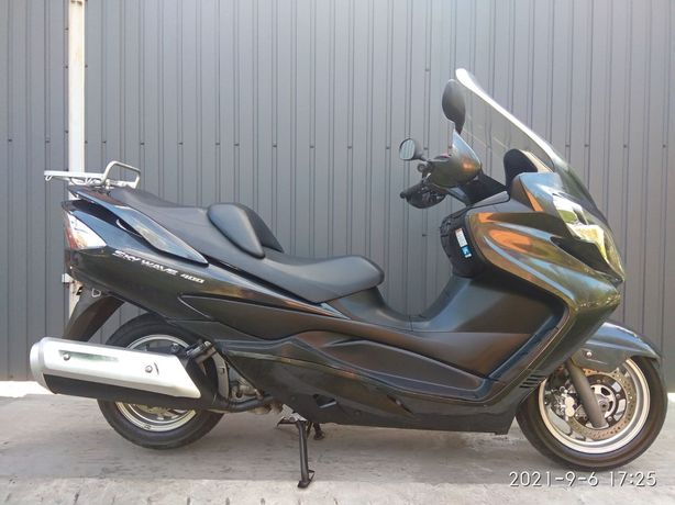 Suzuki skywave K7 400cc супер стан!