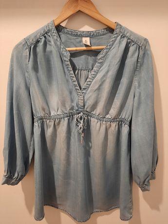 Koszula/ bluzka ciążowa i do karmienia h&m