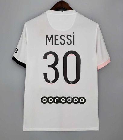 Camisola Paris SG PSG Messi 21/22