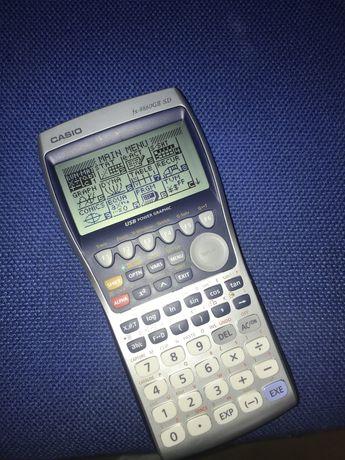 Calculadora Gráfica Casio FX 9860 GII