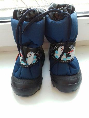 Ботинки зимние Demar
