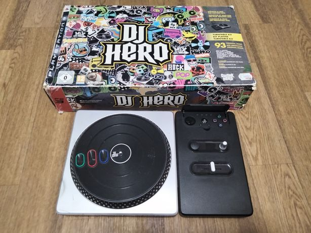 dj hero ps3 диджей хиро
