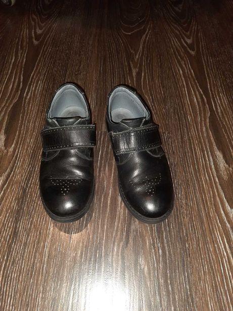 Кожаные туфли Shagovita , на мальчика 31р