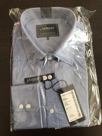 Koszula męska bawełniana Lambert nowa 42/176-182
