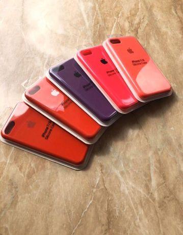 !Супер ціна!чехол айфон/iphone 5 6 7 8 10 11 всі кольори ВСТИГНИ!