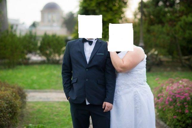 Suknia Ślubna 52,54,56,58