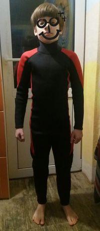 Неопреновый гидрокостюм для дайвинга 7-8-9 лет