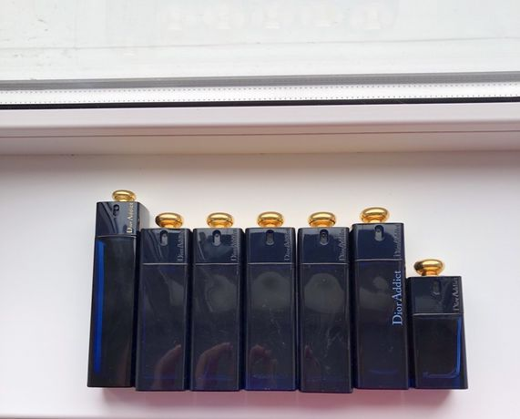 Dior Addict eau de parfum оригинал 2002 год