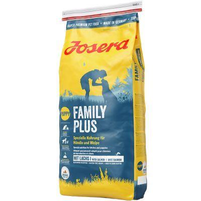 Karma dla psów Josera FamilyPlus 15kg