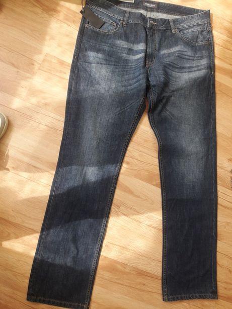 Stock&Hank spodnie jeansowe męskie 38/34