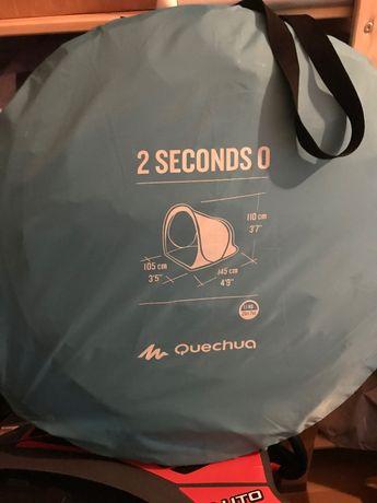 Tenda quechua 2 seconds 0