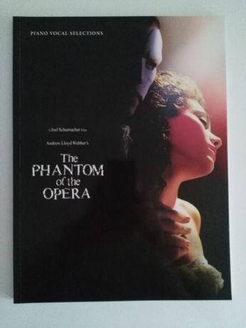 The Phantom Of The Opera - Upiór w operze - muzyka z filmu NOWE