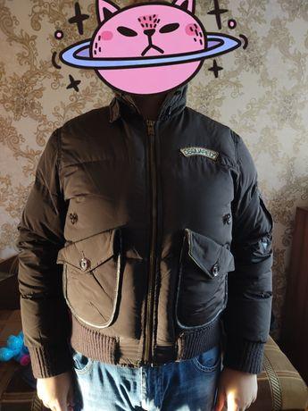 Продам куртку зима в хорошем состоянии, размер xl,2000 Брянка,